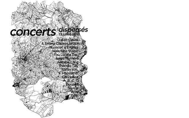 Concerts Dispersés